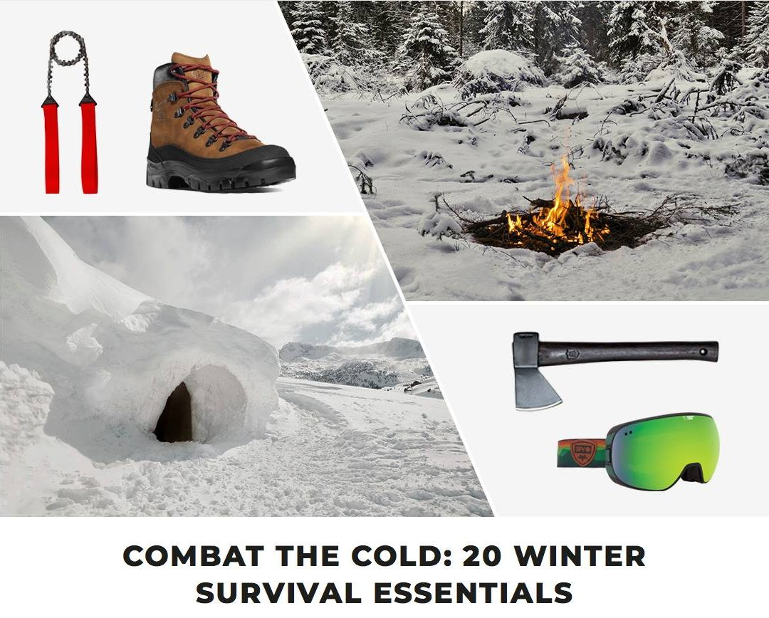 HiConsumption – 20 Winter Survival Essentials.