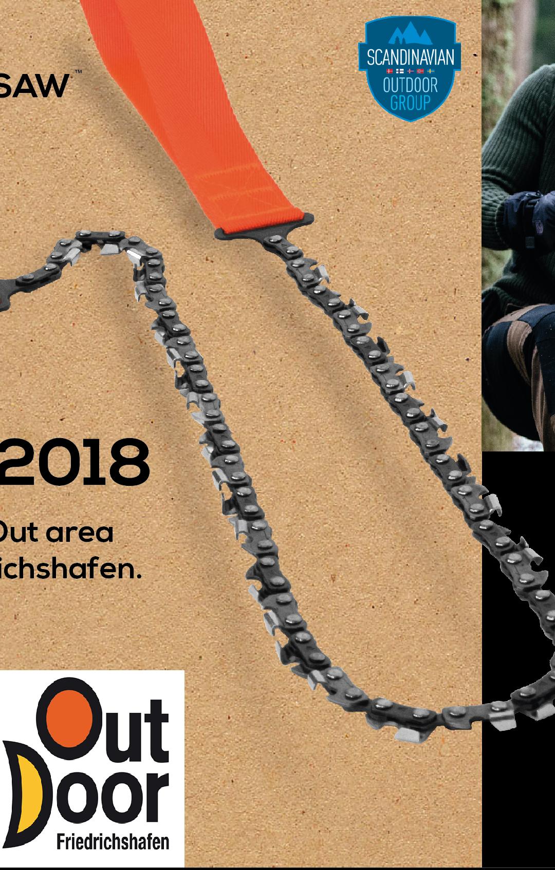 OutDoor Friedrichshafen June 17-20, 2018